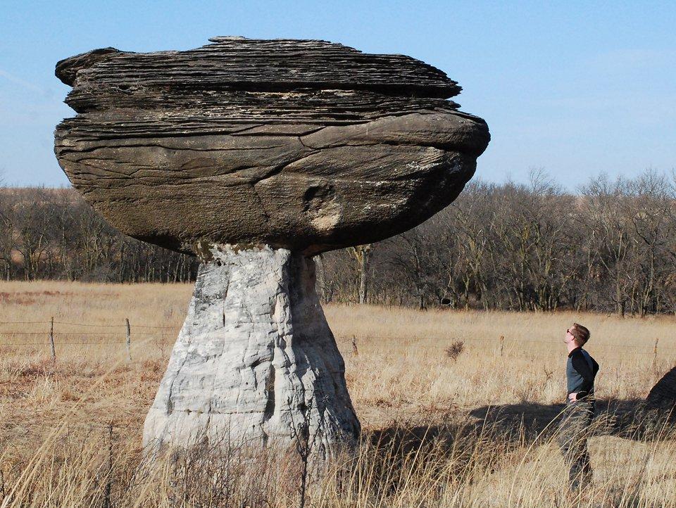 Kansas on the rocks chris wristen for Landscaping rocks in kansas city
