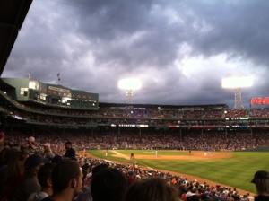 Royals vs. Red Sox at Fenway Park!